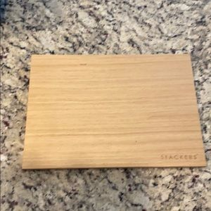 Stackers Classic Natural Wooden Lid